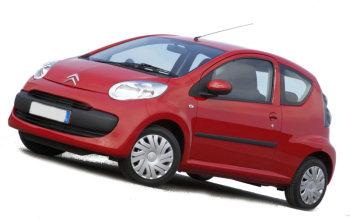 Présentation du design extérieur de la nouvelle Citroën C1, dans sa version 3 portes.